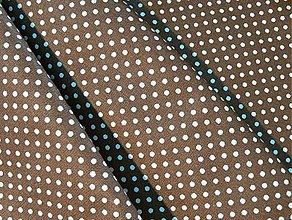 Textil - Hnedý mix