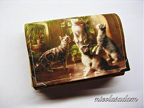 Peňaženky - Harmonika malá - chytíš ji či nechytíš :))) - 1866030