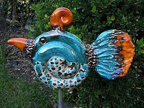 Dekorácie - Vtáčik - 1872485