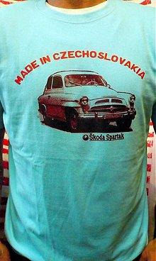 Oblečenie - SPARTAK Made in Czechoslovakia - 1874036