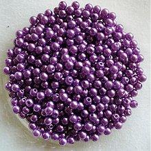 Korálky - perličky4mm/ 100ks - 1875118