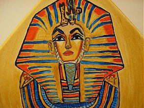 Obrazy - Tutanchamón - 1878567