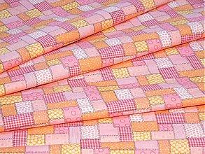 Textil - Bavlnená látka - \