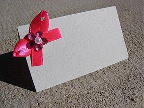 Papiernictvo - menovky - 1882099