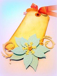 Papiernictvo - Darčeková kartička č. 3 - 1882633