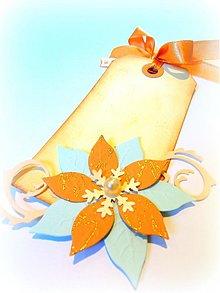 Papiernictvo - Darčeková kartička č. 4 - 1882635