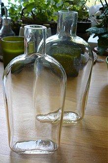 Iný materiál - ploche fľaše - 1893087