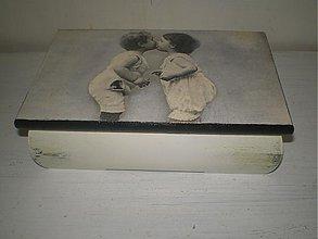 Krabičky - Šperkovnička prvý božtek - 1894445