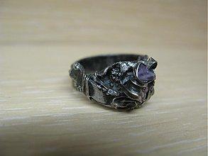 Prstene - Potichúčky aj cez deň si staviame svoj sen :-) - 1894550