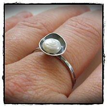 Prstene - vecerna kvapka rosy - 189705
