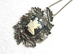 Náhrdelníky - víla s vavrínom - 1899049