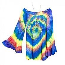 Tuniky - Tunika Spiral Rainbow - 1900405