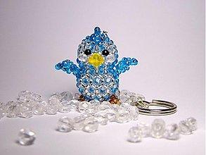 Kľúčenky - Kľúčenka pinguin - 1901412