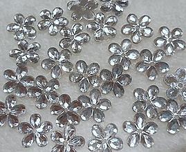 Galantéria - Kvetina našívacia 11mm-1ks - 1907397