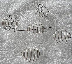 Korálky - Klietka na korálky-1ks - 1907413