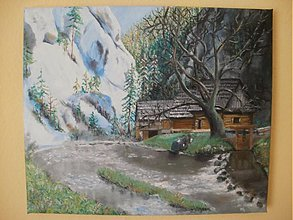 Obrazy - Kvačianska dolina - 1909035