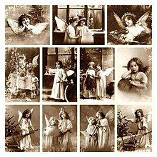 Papier - Nažehlovacie vinage obrázky 2 - 1911837