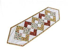 Úžitkový textil - Vianočný obrus 2 - 1913561