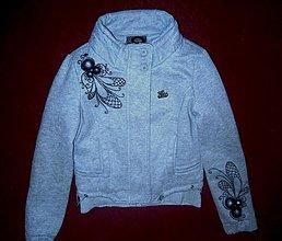Kabáty - Vintage kabátik do pása:) - 1918098
