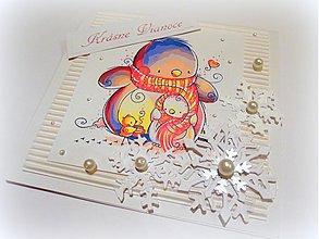 Papiernictvo - Objatie je tajomstvom Vianoc... - 1919214