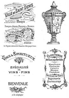 Papier - Vintage nažehlovacie etikety - 1920009