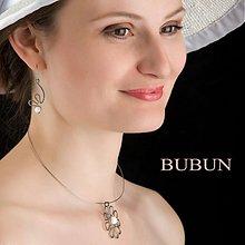 Sady šperkov - Perleťové kvety - 1925936