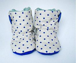 Topánočky - Teplé papučky - 1929859
