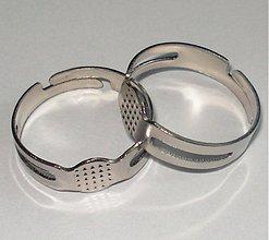 Komponenty - Základ prsteňa - detský (1 ks) - 1930238