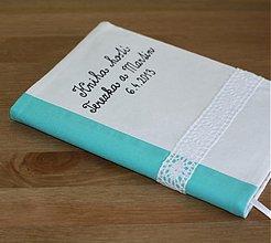 Papiernictvo - Svadobná kniha hostí  (farebná) - 1933835