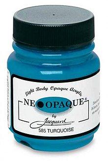 Farby-laky - Nemetalické farby NEOPAQUE 70 ml - odtiene podľa farebnice - 1941358