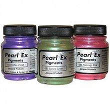 Farby-laky - Práškové pigmenty Pearl Ex 21 g - odtiene podľa farebnice - 1941942