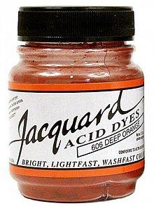 Farby-laky - Prášková farba na textil Acid Dyes-odtiene podľa farebnice - 1942412