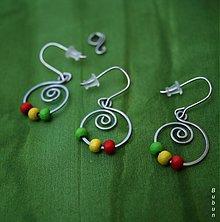 Sady šperkov - Rastakruhy - sada pre nenapraviteľné ztráceče - 1948056