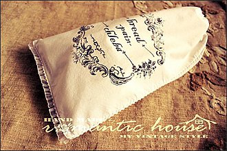 Úžitkový textil - vrecko na chleba I. - 1961729