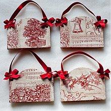 Dekorácie - Vianočné tabuľky - 1989698