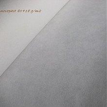 Textil - Novopast-vlizelín 80+18 g/m2 - 1990225