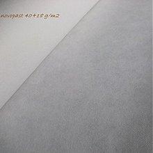 Textil - Novopast-vlizelín 40+18 g/m2 - 1990226