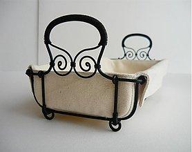 Košíky - Košík na príbory  - 1996597