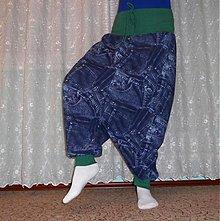 Nohavice - Turecké nohavice RFZ - 2001857