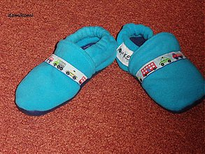 Topánočky - Capačky pre chlapca - 2007658