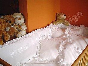 Textil - Detská posteľná bielizeň BEATA - 2008739