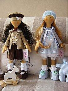 Bábiky - Eliška s medvedíkom - 2012619