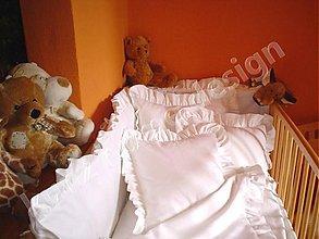 Textil - Detská posteľná bielizeň EMMA - 2016637