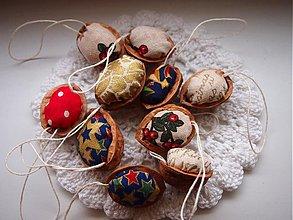 Dekorácie - Voňavé  vianočné oriešky - 2020620