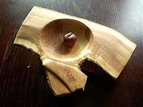 Nádoby - Miska - masívny dubový konár - 2024096