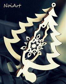 Dekorácie - Vianočný stromček - 2026351