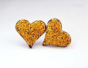 Náušnice - Zlato nad zlato - 2027989