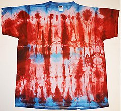 Tričká - Modro červené - 2029659