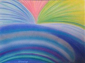 Kresby - Traja Archanjeli na obzore - 2038069