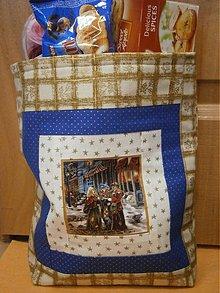 Úžitkový textil - Mikulášsky balíček - 2038168
